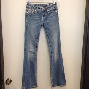 Miss Me Jeans Girls Size 12  Boot Cut